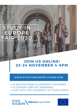 Image of (577733) Study in Europe