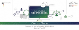 Image of (541999) Web-Talk Series on Cities and Climate
