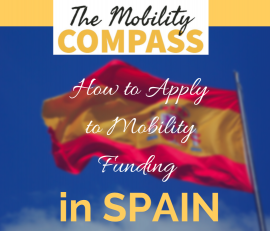 Image of (574401) The Spain Mobility Compass Webinar was held successfully
