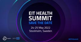 Image of (677468) Save the date: EIT Health Summit 2022