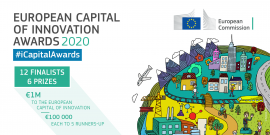 Image of (549061) European Capital of Innovation 2020: 12 cities make it into the final round