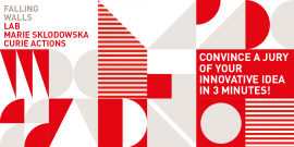 Image of (532305) Falling Walls Lab MSCA 2020: Open for Applications