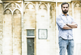 Image of (325904) Modar Saad: 'We want to show that we can contribute something to Belgium'