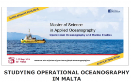 Image of (501181) STUDYING OPERATIONAL OCEANOGRAPHY IN MALTA