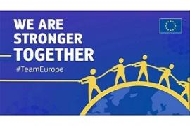 Image of (543965) Team Europe mobilises over €800 million to support fight against the coronavirus in the ASEAN region