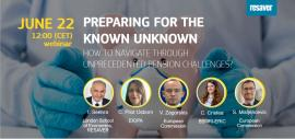 "Webinar ""Preparing for the known unknown"""