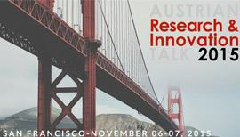 Austrian Research and Innovation Talk 2015