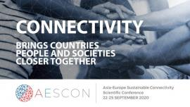 Image of (559668) AESCON - Asia Europe Sustainable Connectivity Scientific Conference