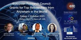 Image of (688132) European Research Council (ERC): Grants for Top Researchers from Anywhere in the World