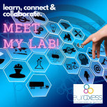 """Image of (566796) learn.connect & collaborate. 'Meet my Lab': """"Improving the Resilience of Infrastructure in Storms"""""""