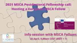 Image of (633238) 2021 MSCA Postdoc Fellowship Call - Hosting a European Fellow