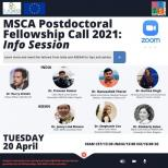 Image of (618288) MSCA Postdoctoral Fellowship Call 2021: Info Session