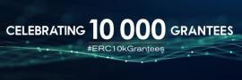 Image of (636823) The ERC celebrates its10.000th grantee! Check some success stories from LAC researchers funded by the ERC