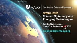 AAAS Science and Diplomacy graphic (new deadline)