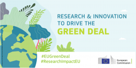 Image of (527165) European Green Deal call - now open!