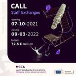 Image of (695190) MSCA-Staff Exchange Call - OPEN - Indian academic and non-academic entities eligible to participate