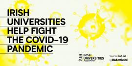 Image of (520389) Irish Universities Help Fight the COVID-19 Pandemic